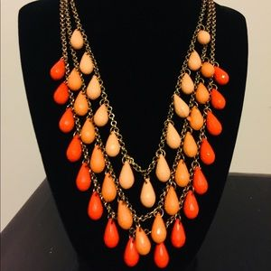 Women's Layered Bead Necklace